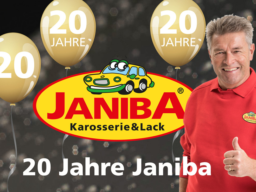 20 Jahre Janiba