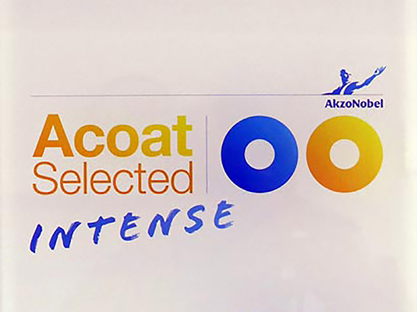 Janiba ist »Acoat Selected Intense«-zertifiziert