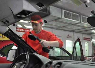 Autoglas – Windschutzscheibe tauschen