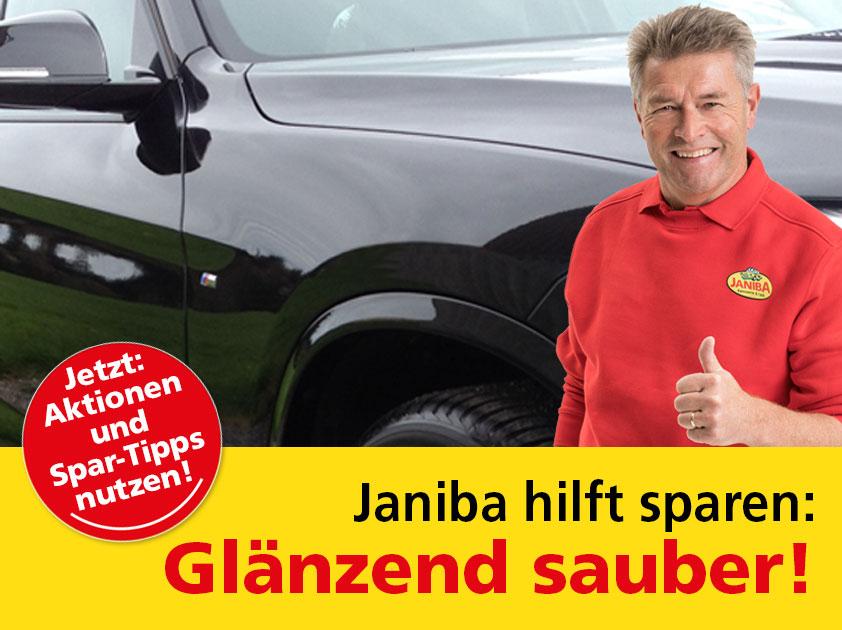 Janiba repariert Unfallschäden.