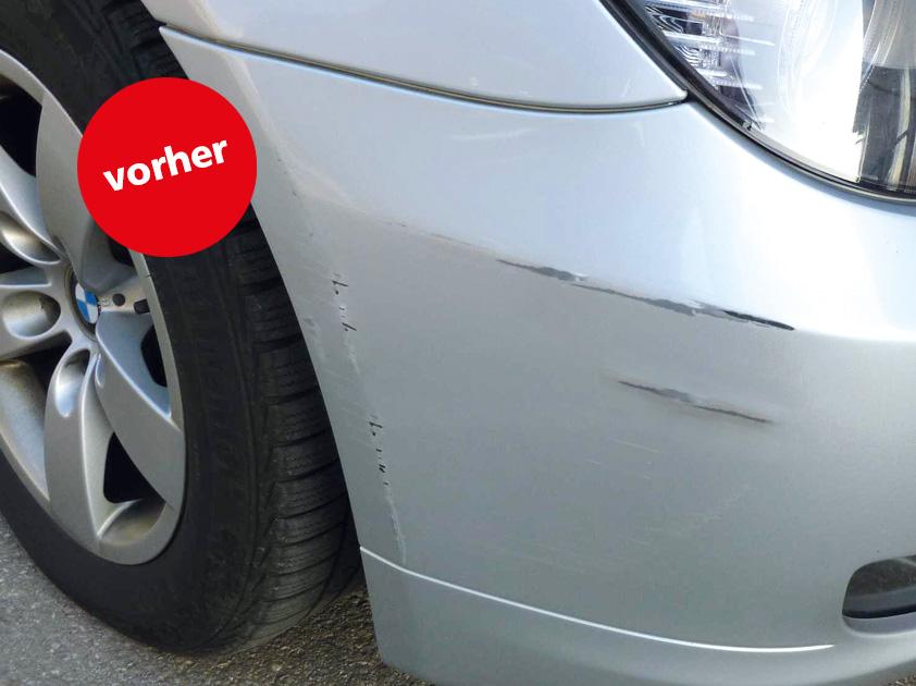 Kleinschaden-Reparatur (»spot-repair«)
