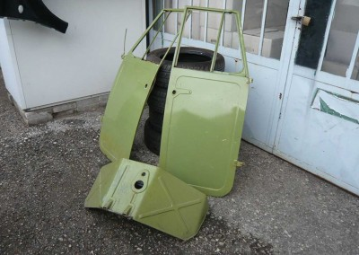 Oldtimer-Restauration